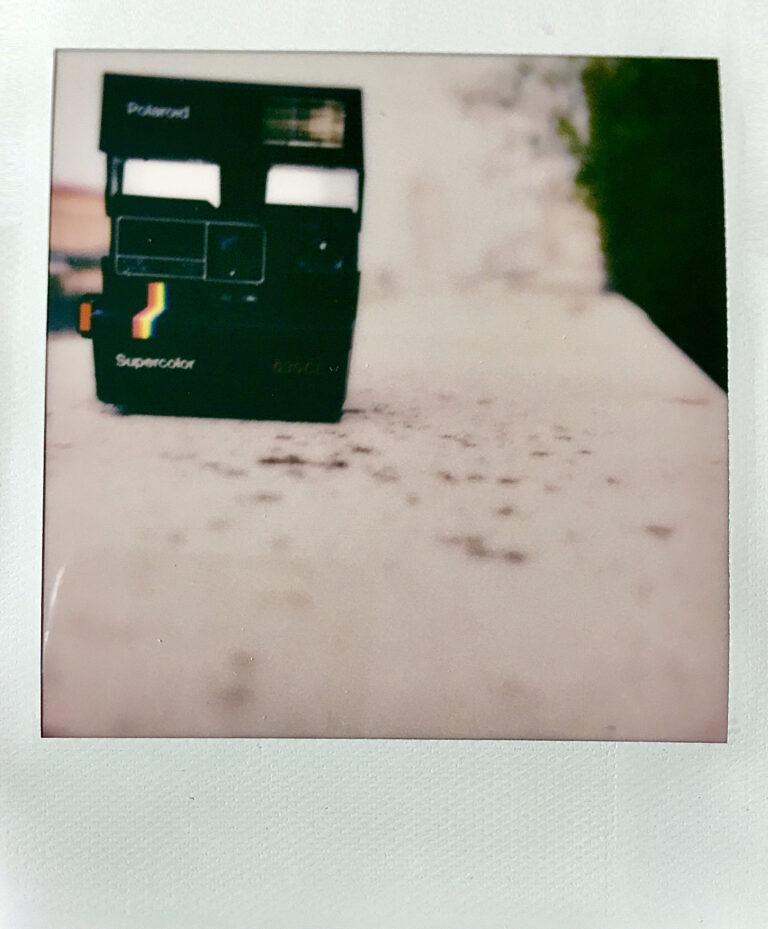 Fotografia polaroid blog mi camara retro