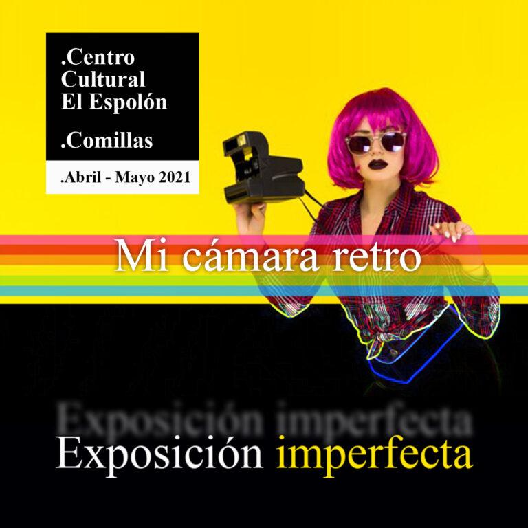 Exposición imperfecta fotografia analogica